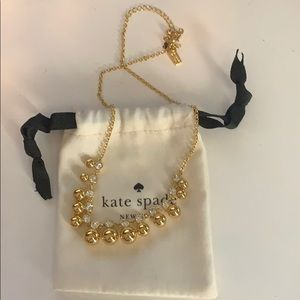 Kate Spade Gold Necklace!